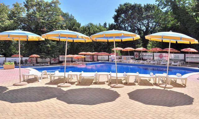Paradise Green Park Hotel & Apartments - Studio